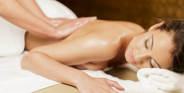 Sportsko medicinska masaža cijelog tijela