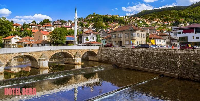 Sarajevo - 3 dana za dvoje u Hotelu Berr***