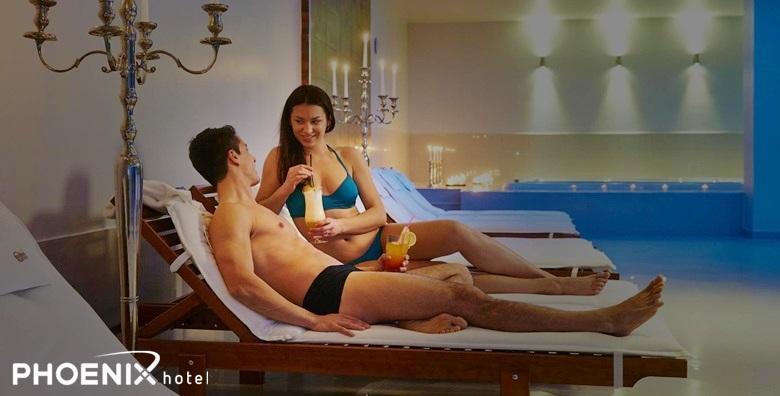 Hotel Phoenix****, Zagreb - ljubavna večer za 2 osobe