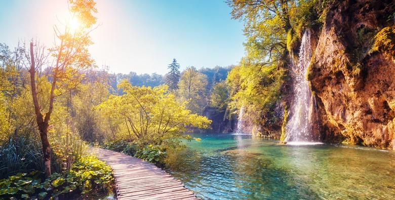 NP Plitvička jezera - jednodnevni izlet s prijevozom