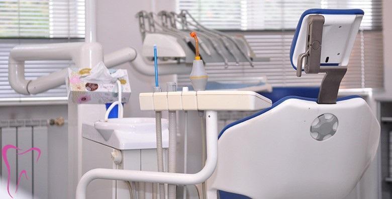Troplošna plomba i stomatološki pregled