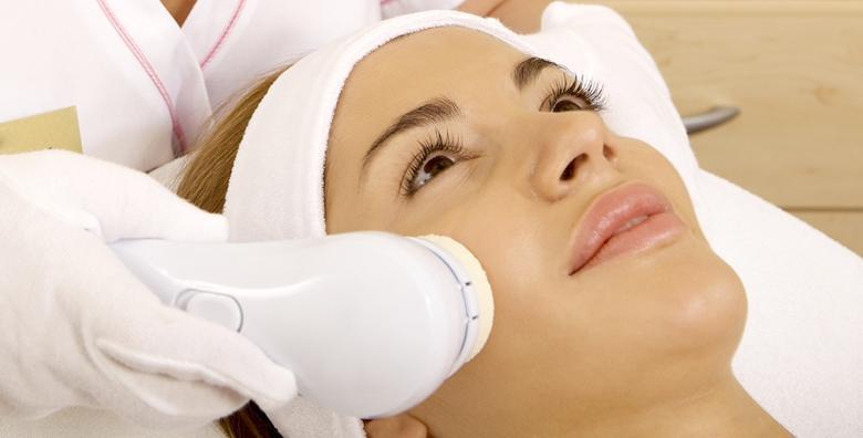 Dijamantna mikrodermoabrazija, piling, masaža lica