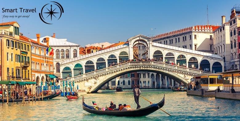 Venecija, Murano, Burano - cjelodnevni izlet s prijevozom