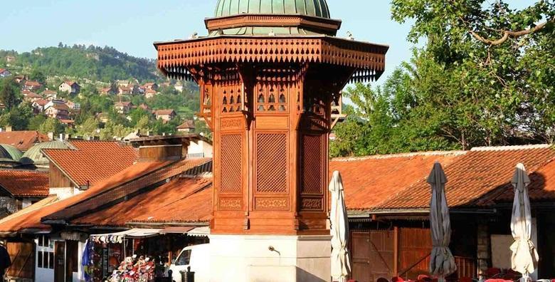 Sarajevo - 3 dana s doručkom za dvije osobe