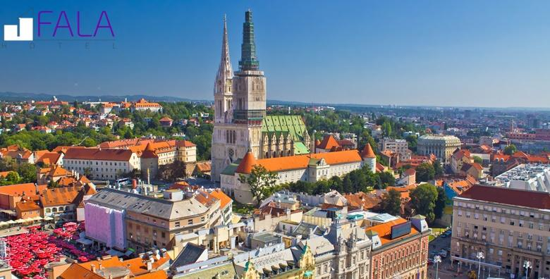Zagreb - 2 dana s doručkom u Hotelu Fala**
