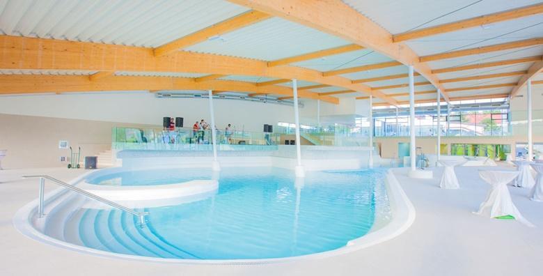 Wellness dan za dvoje u Aquaparku Adamovec