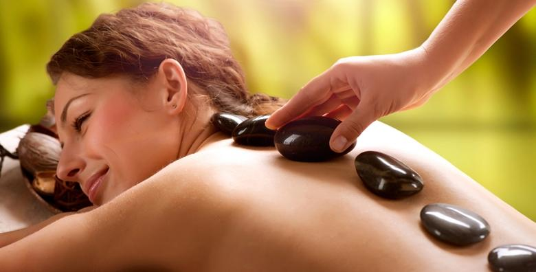 Hot stone masaža - oslobodite se stresa i napetosti