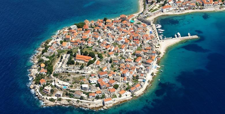 Primošten, Zadar, Šibenik i Krka uz prijevoz i smještaj