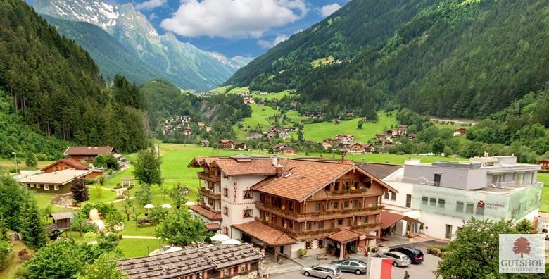 Austrija, Hotel Gutshof Zillertal****