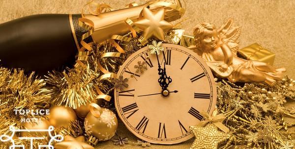 Doček Nove godine za 2 osobe 750kn