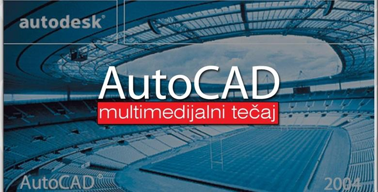 AutoCAD - početni i napredni 3D online tečaj uz video upute
