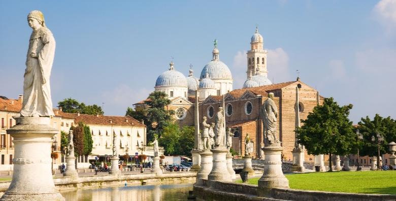 Padova, grad na rijeci Bacchiglione
