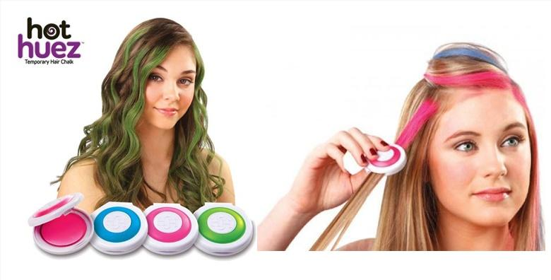 Kreda za kosu - priuštite si boju kosu koju želite