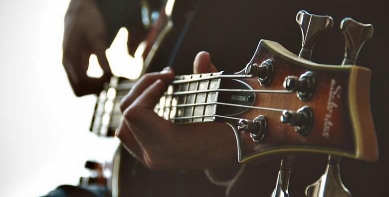 Individualna poduka za akustičnu, električnu ili bas gitaru