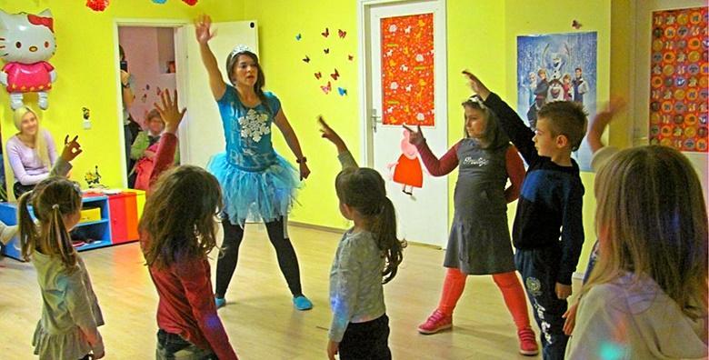 Mjesec dana plesnih radionica za djecu