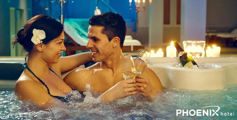 Wellness dan u Hotelu Phoenix**** - bazen, sauna, masaža