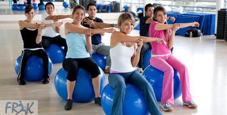 Medicinska joga ili pilates - mjesečna članarina