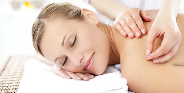 Masaža cijelog tijela ili leđa - aromamasaža, masaža zlatom