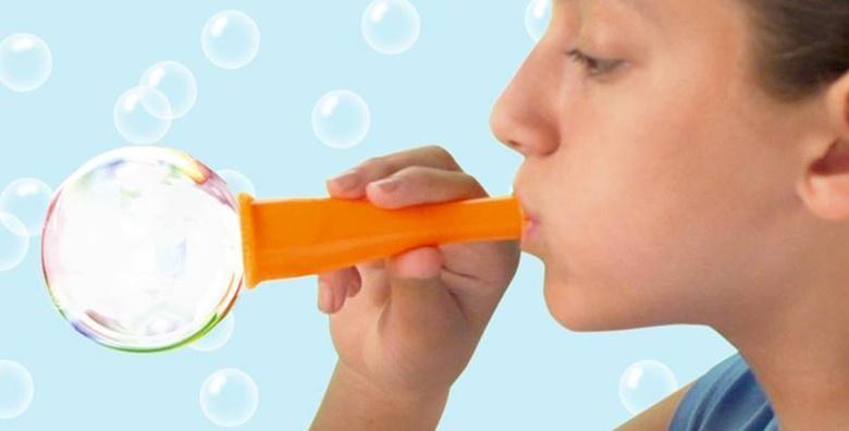 Baloni - Juggle bubbles, tekućina, rukavice i pumpa