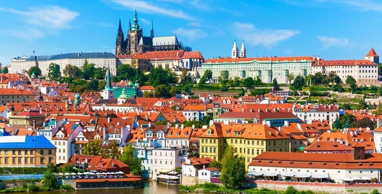 Prag - 3 dana s prijevozom i doručkom u Hotelu***
