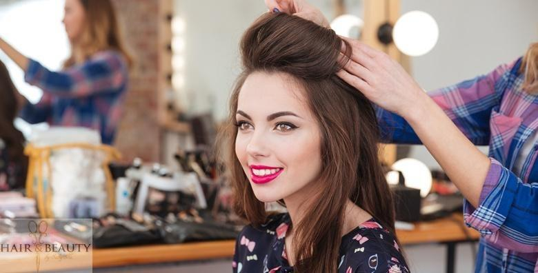 5 fen frizura u Hair&Beauty