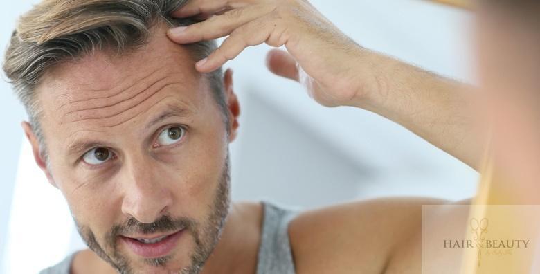 Šišanje za muškarce uz bojanje i frizuru