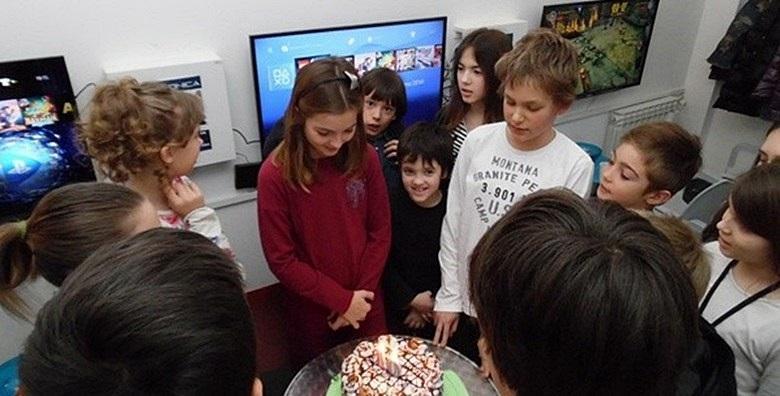 Proslava rođendana uz Play station 4 - 2h zabave za 14 djece