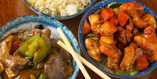 Kineski restoran - izaberite između dva menija i uživajte u ručku ili večeri