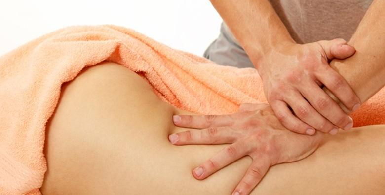 5 anticelulitnih masaža po 30 min