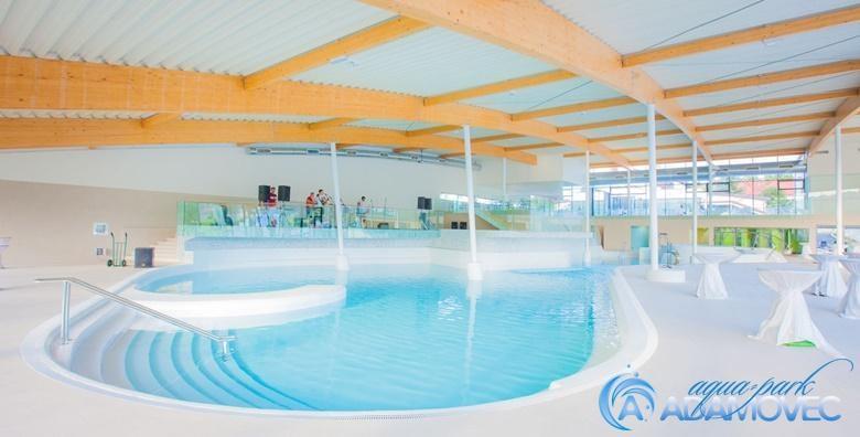 Aquapark Adamovec - godišnja obiteljska karta