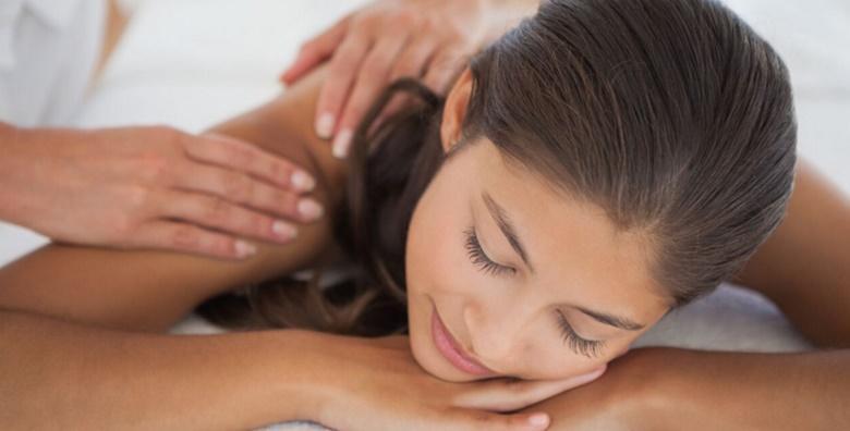 Klasična masaža, pasivno istezanje i stimulacija glave