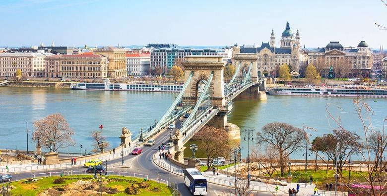 Budimpešta - 2 dana s doručkom u Hotelu*** i prijevozom