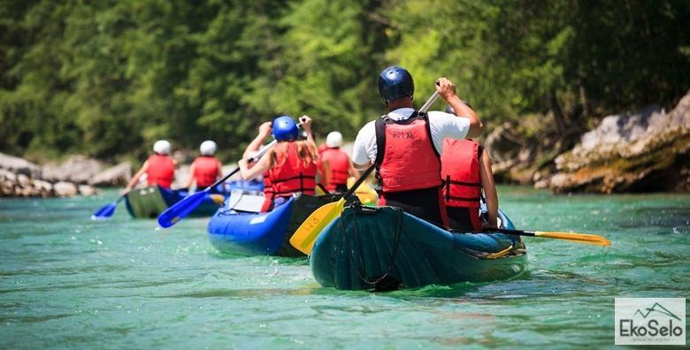 Rafting na Neretvi - 2 dana s punim pansionom