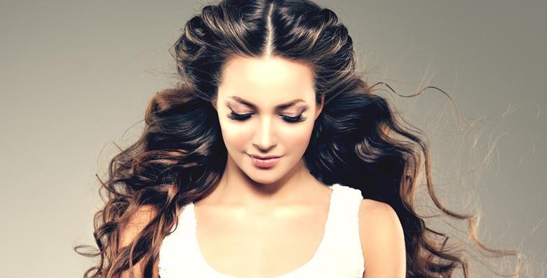 Pramenovi, fen frizura i pranje kose