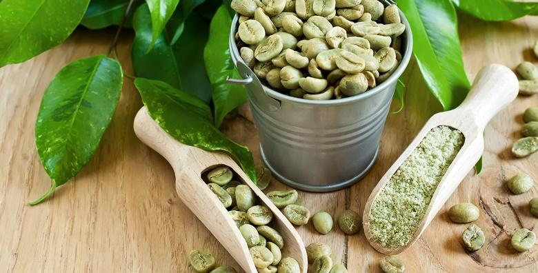 Zelena kava za mršavljenje - 60 kapsula