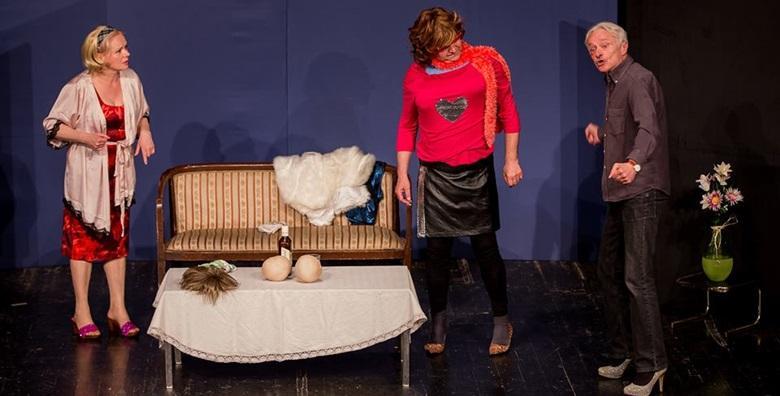 Predstava Sarmica 15.5. u Lisinskom