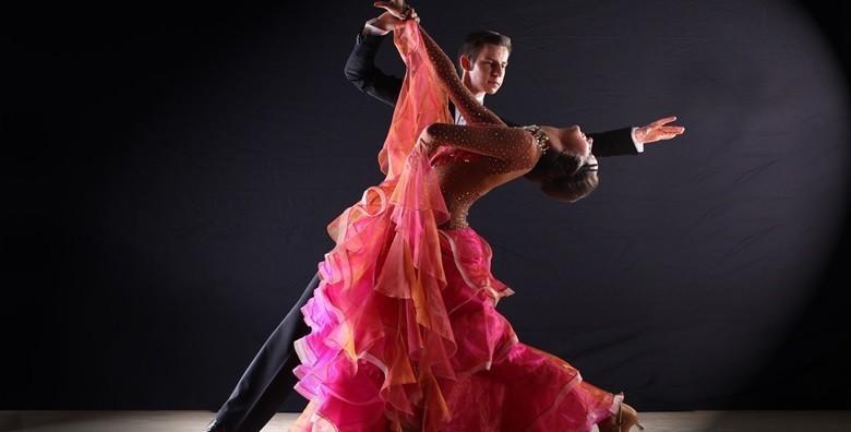 Početni tečaj latino i društvenih plesova na više lokacija