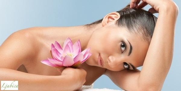 Čišćenje lica uz korekciju obrva,visoku frekvenciju i piling