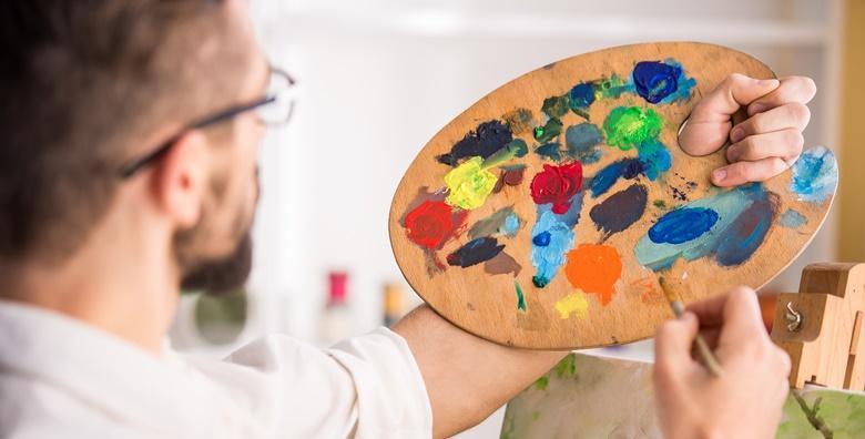 Tečaj afirmacijskog slikanja