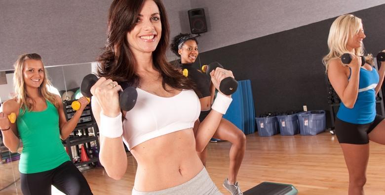 Zumba - mjesec dana energičnog treninga 2 puta tjedno
