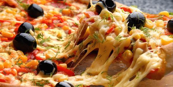 Dvije velike pizze po Vašem izboru za 35kn