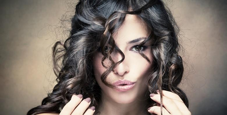 Bojanje, šišanje, pakung, kovrčanje kose, botox