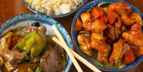 Kineski restoran - ručak ili večera za dvije osobe 95kn
