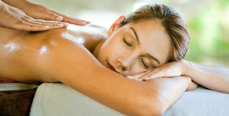 Švedska masaža i finska sauna