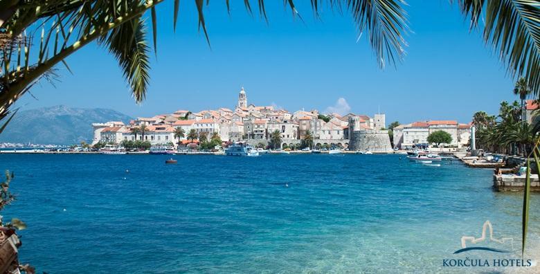 POPUST: 42% - Korčula - provedite odmor za pamćenje na predivnom otoku Jadranske obale i u ugodnom ambijentu Hotela Marko Polo 4* od 3.034 kn! (Hotel Marko Polo****)