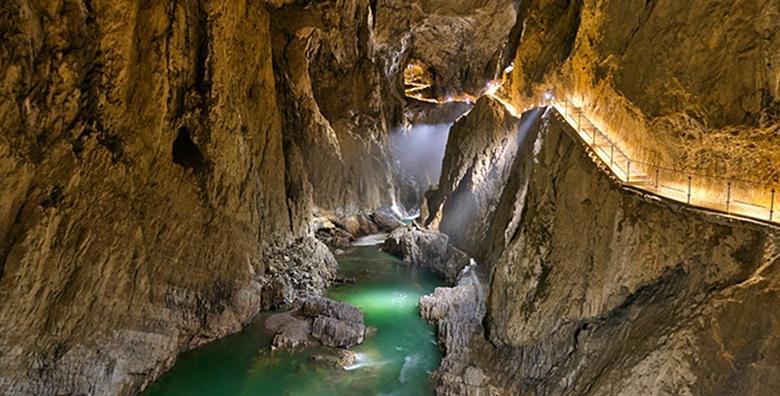 Slovenija, Škocjanske jame - izlet s prijevozom