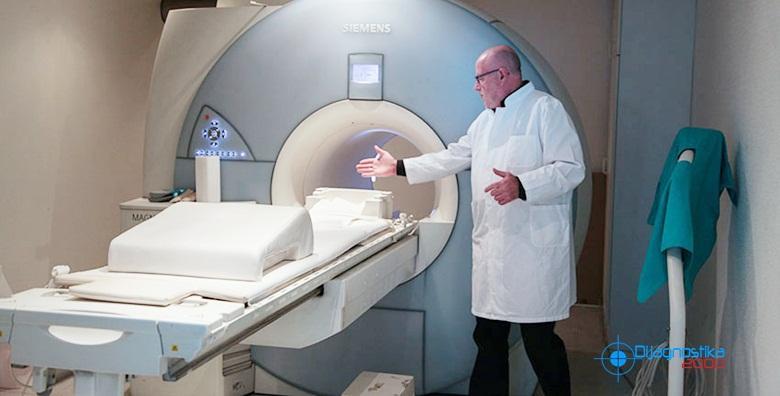 Magnetska rezonanca jednog zgloba