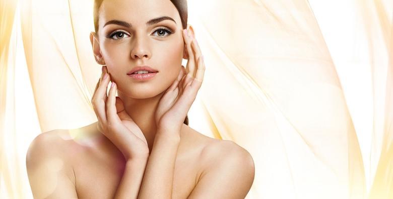 Čišćenje lica prema tipu kože uz korekciju obrva