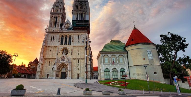 Zagreb, Hotel Vienna*** - 3 dana s doručkom za dvoje
