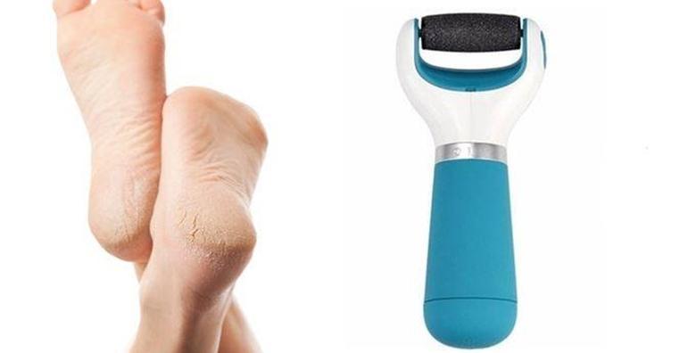 Velvet Soft  rašpica za odstranjivanje zadebljale kože